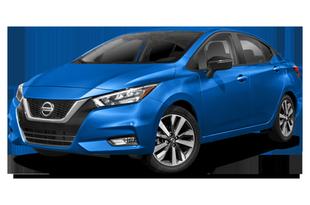 2021 Nissan Versa 4dr Sedan
