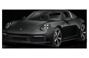 2021 Porsche 911 2dr AWD Cabriolet