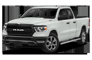 """2019 RAM 1500 4x2 Quad Cab 140.5"""" WB"""