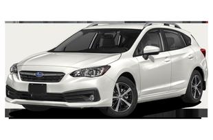2021 Subaru Impreza 4dr AWD Sedan