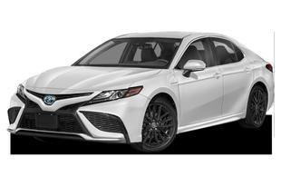 2021 Toyota Camry Hybrid 4dr Sedan