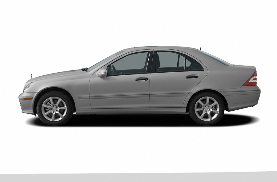 2006 mercedes benz c class overview for Mercedes benz c class reliability