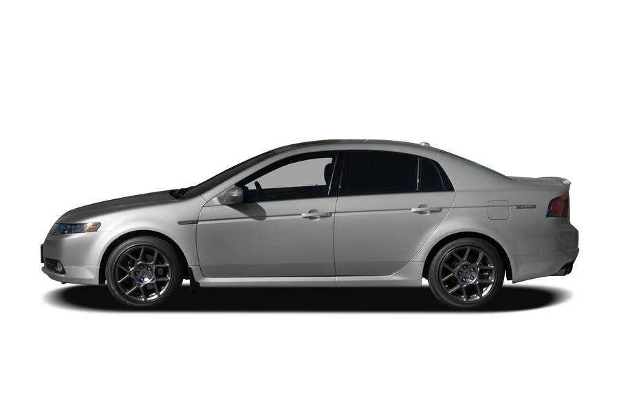 2008 Acura TL exterior side view