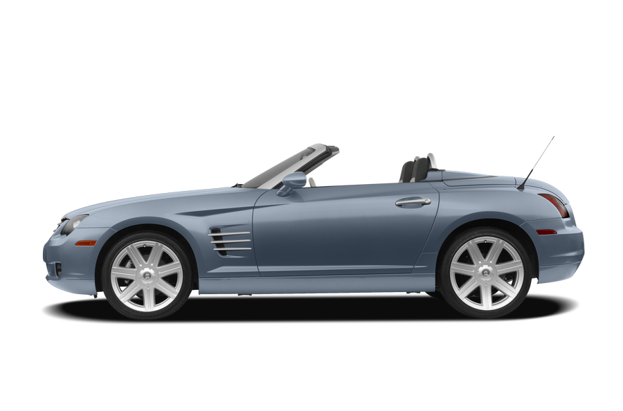 2008 Chrysler Crossfire Exterior Side View
