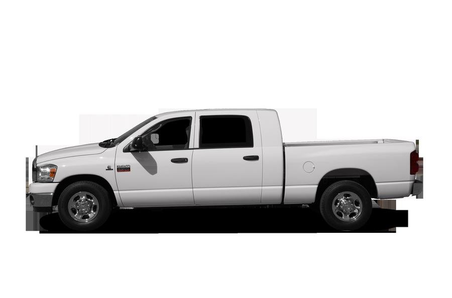 2008 Dodge Ram 3500 exterior side view