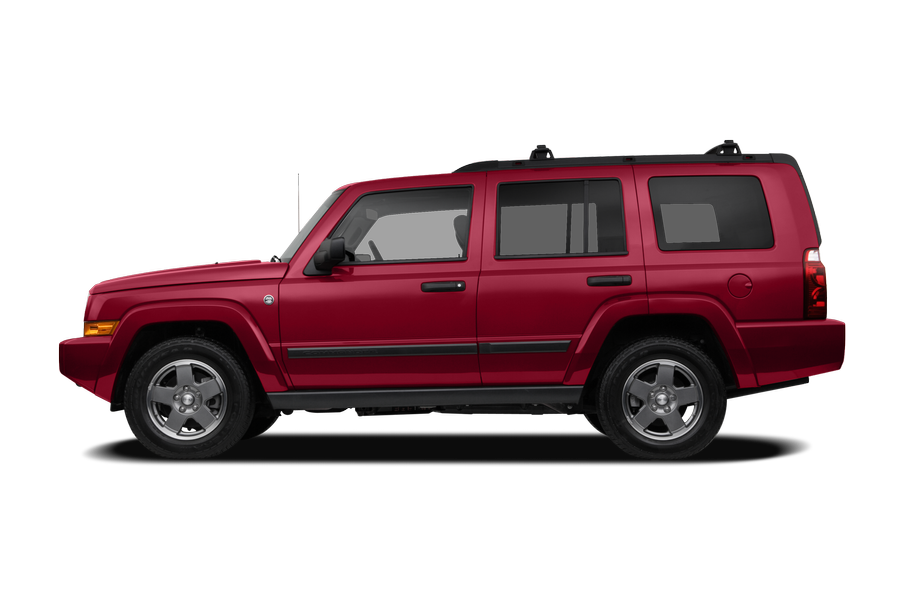 2008 Jeep Commander Overview | Cars.com