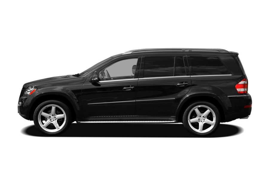 2008 Mercedes-Benz GL-Class exterior side view