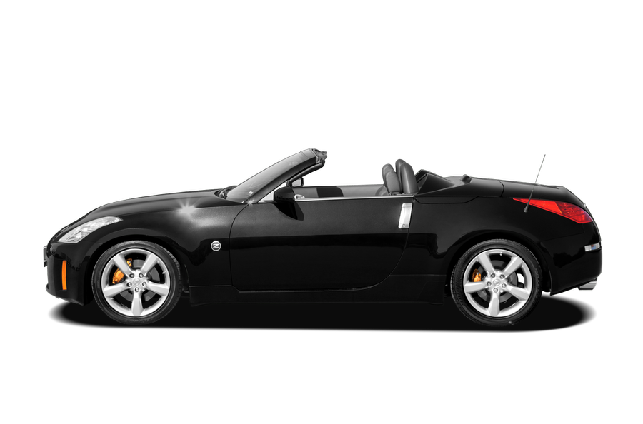 2008 Nissan 350z Overview Cars Com
