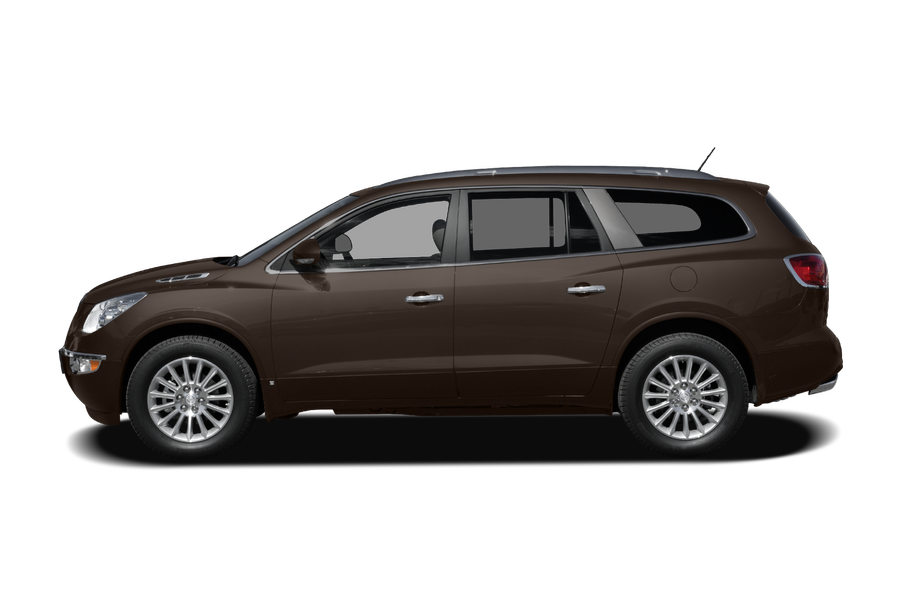2009 Buick Enclave exterior side view
