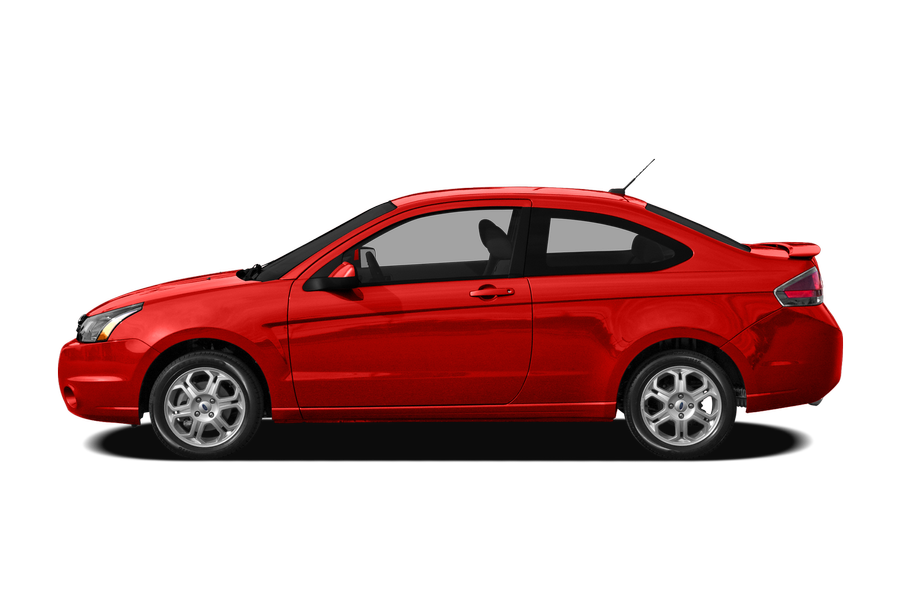 2009 Ford Focus exterior side view