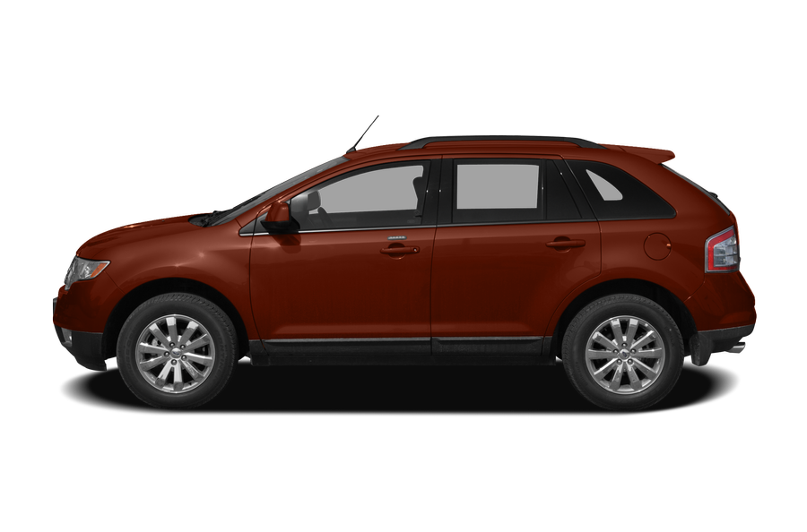 2009 Ford Edge exterior side view