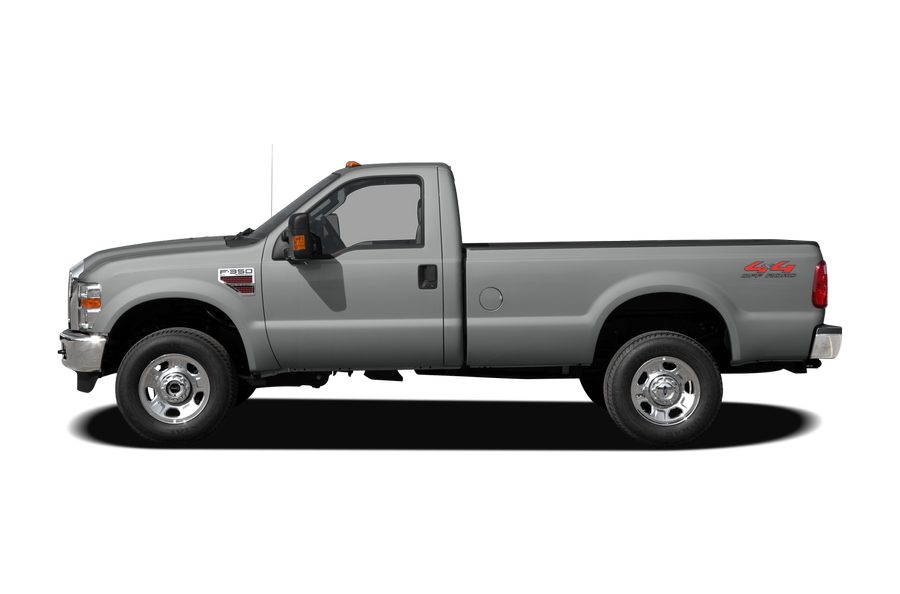 2009 Ford F-250 exterior side view