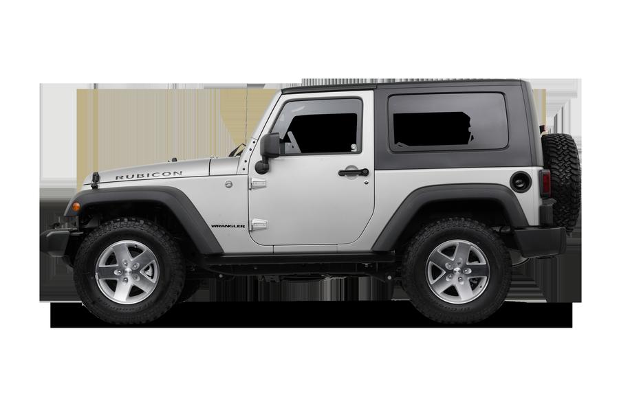 2009 Jeep Wrangler exterior side view