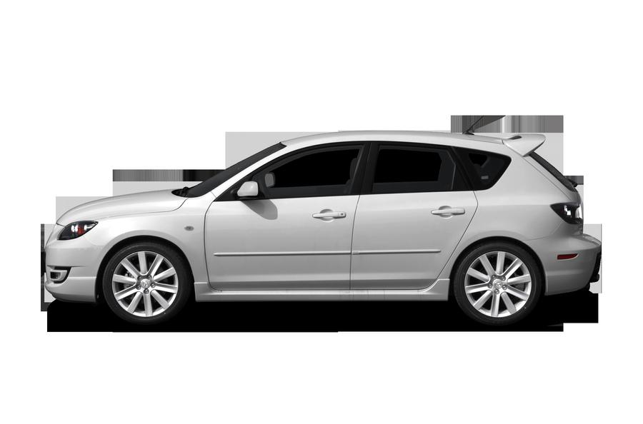 2009 Mazda MazdaSpeed3 exterior side view