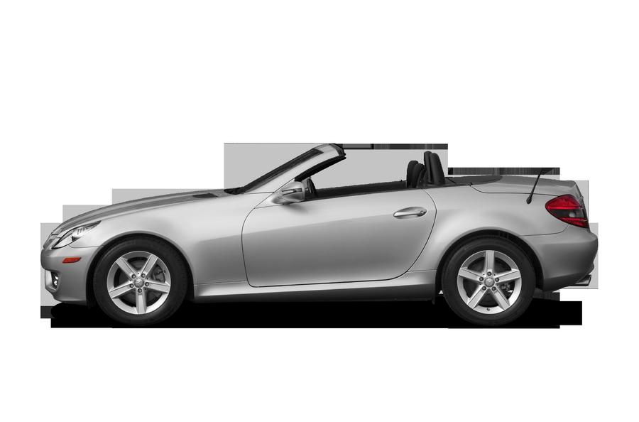 2009 Mercedes-Benz SLK-Class exterior side view