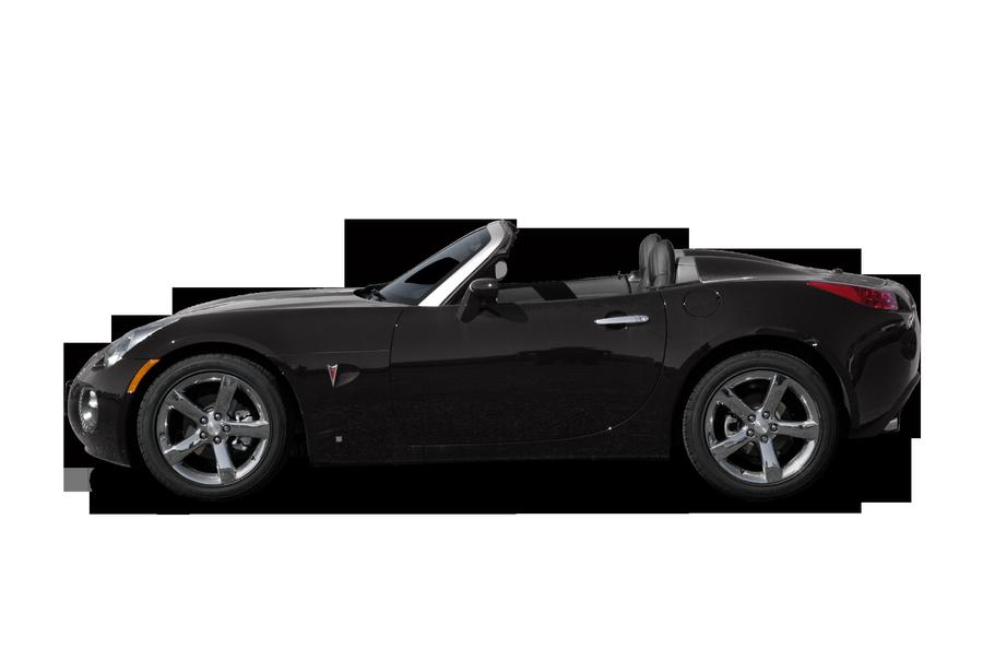 2009 Pontiac Solstice exterior side view