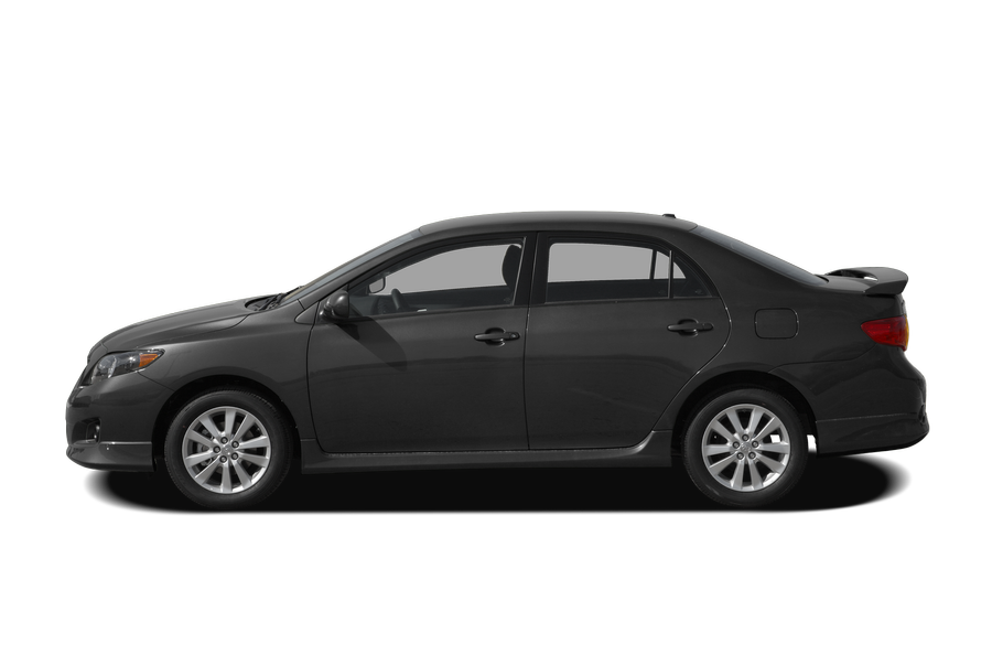 2009 toyota corolla overview. Black Bedroom Furniture Sets. Home Design Ideas