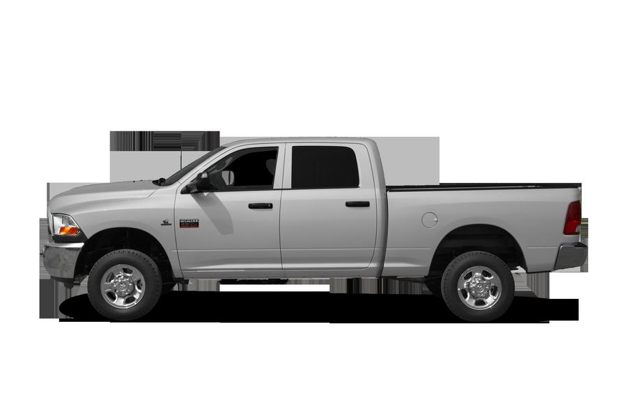 2010 Dodge Ram 2500 exterior side view