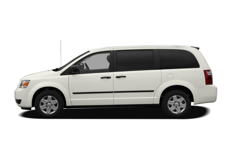 2010 Dodge Grand Caravan exterior side view