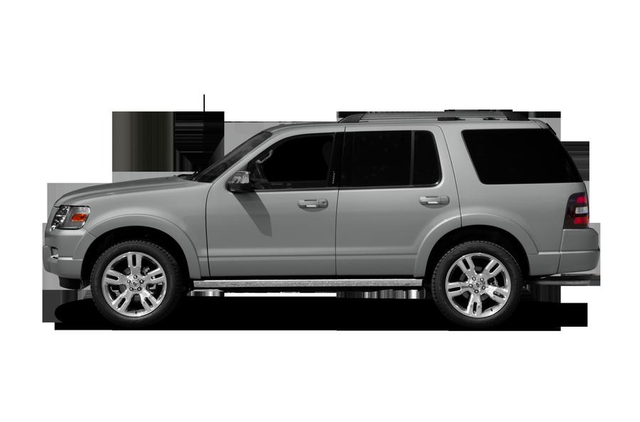 2010 Ford Explorer exterior side view