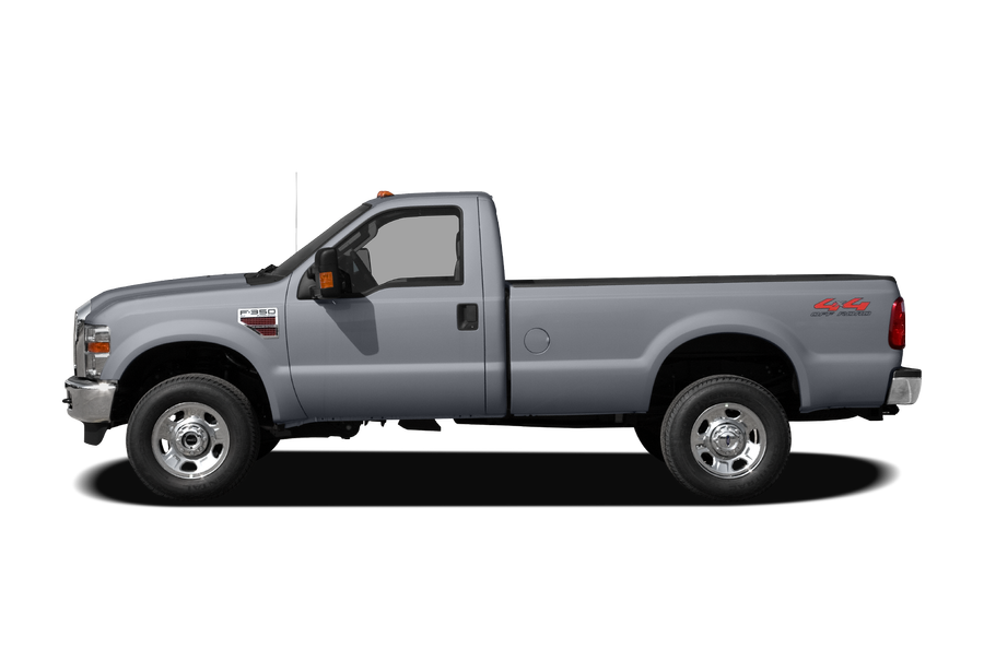 2010 Ford F-250 exterior side view