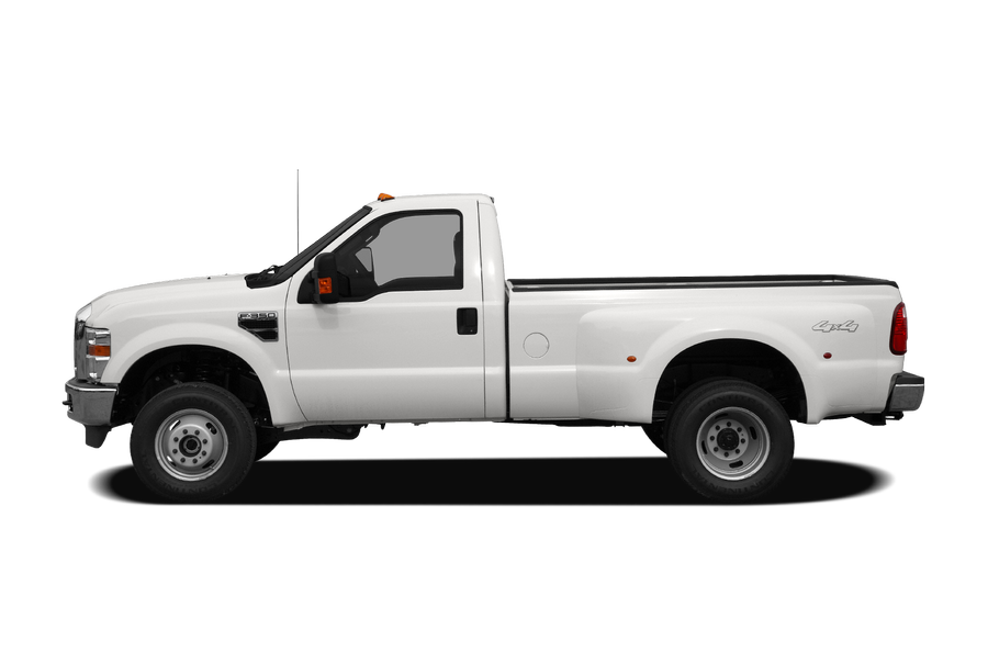 2010 Ford F-350 exterior side view