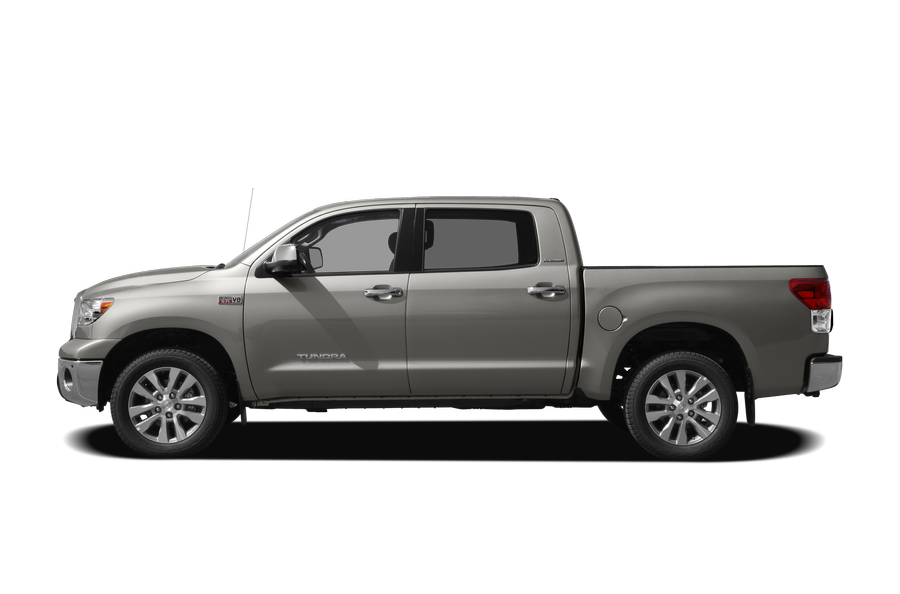 2010 Toyota Tundra exterior side view