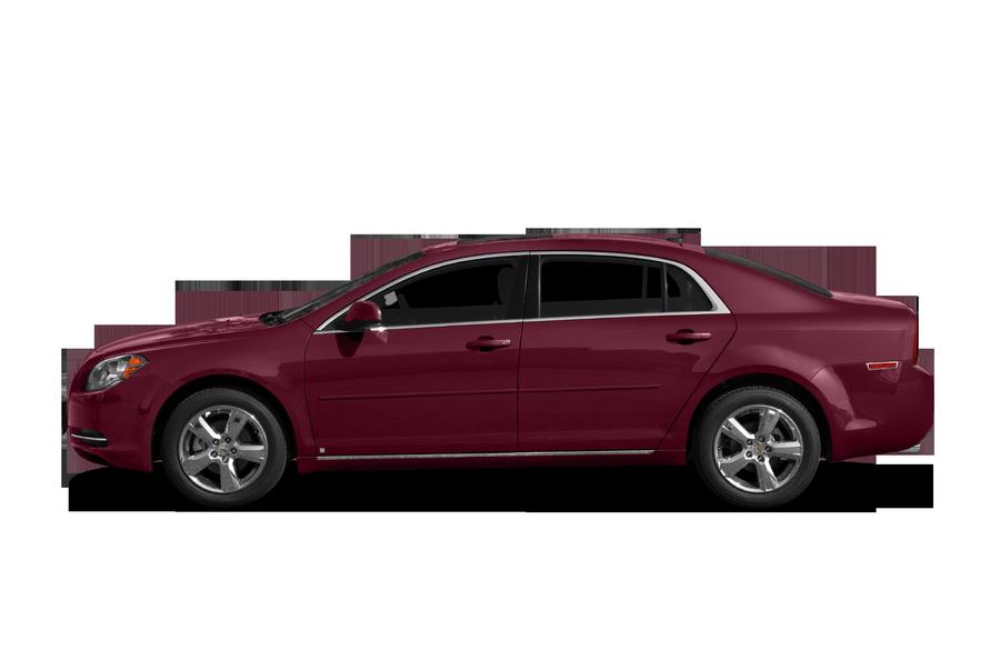 2011 Chevrolet Malibu exterior side view