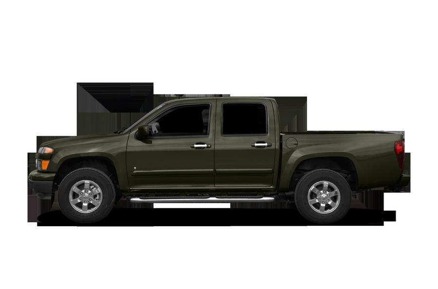 2011 Chevrolet Colorado exterior side view
