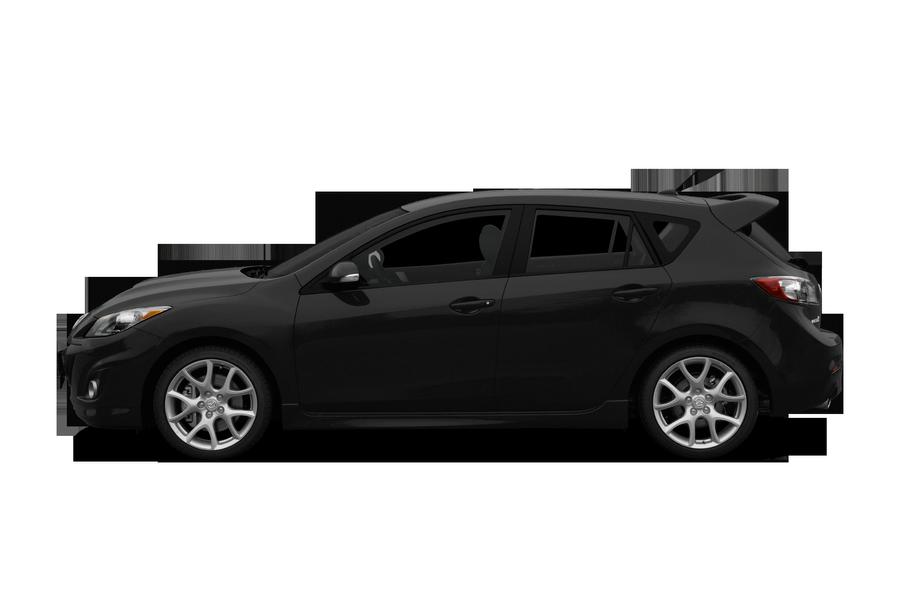 2011 Mazda MazdaSpeed3 exterior side view