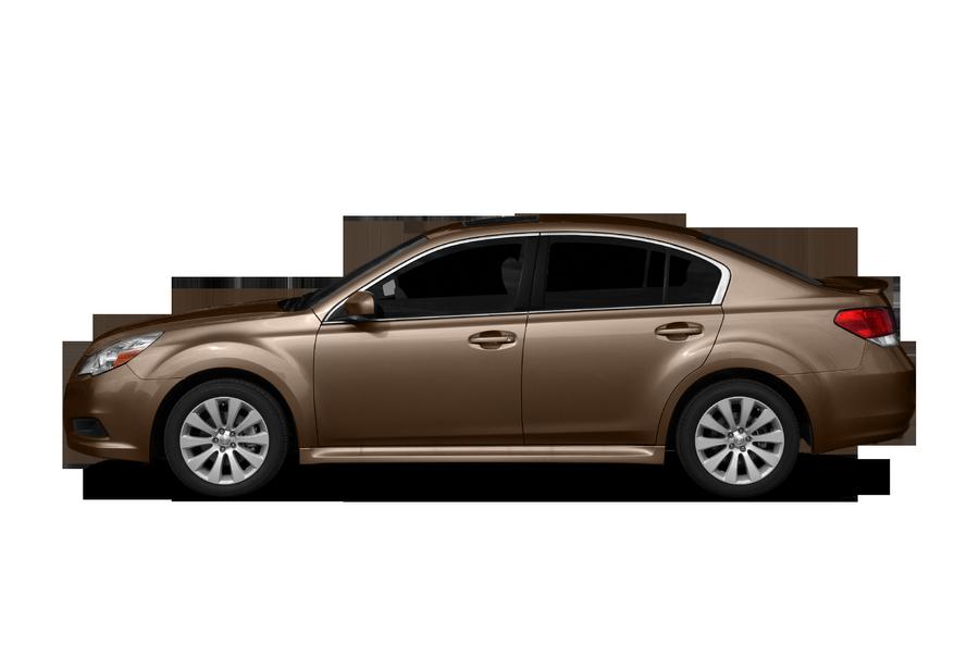 2011 Subaru Legacy exterior side view