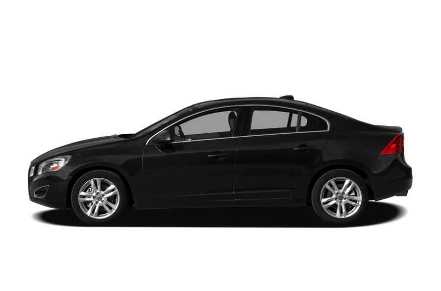 2011 Volvo S60 exterior side view