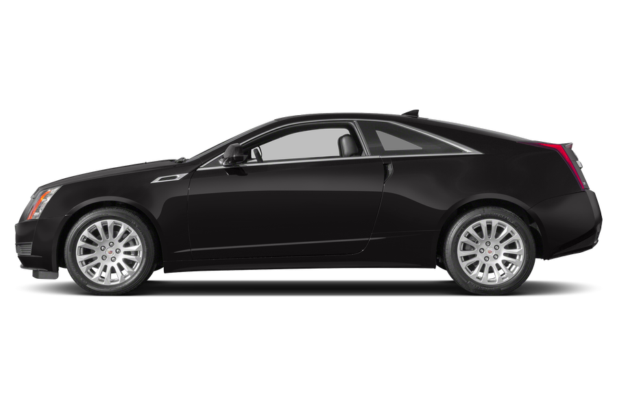 2012 Cadillac CTS exterior side view