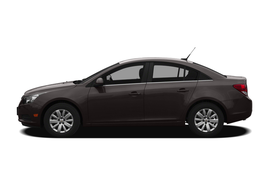 2012 Chevrolet Cruze exterior side view