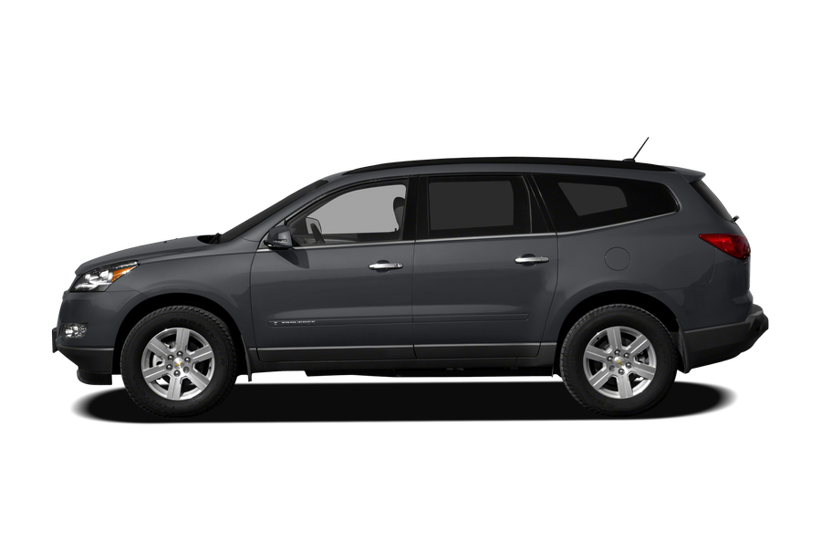 2012 Chevrolet Traverse exterior side view