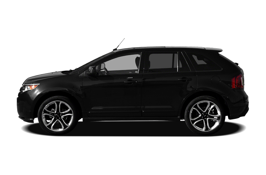 2012 Ford Edge exterior side view