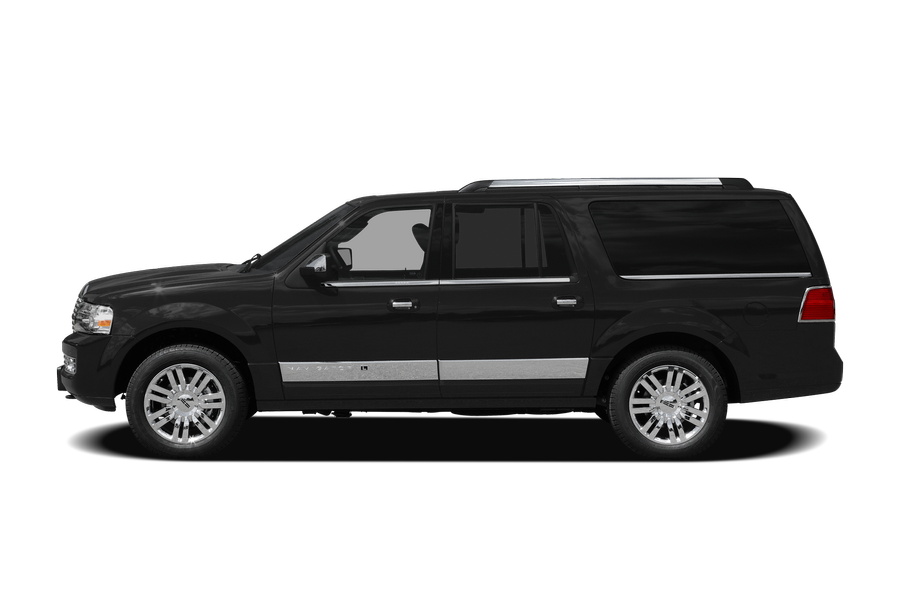 2012 Lincoln Navigator exterior side view