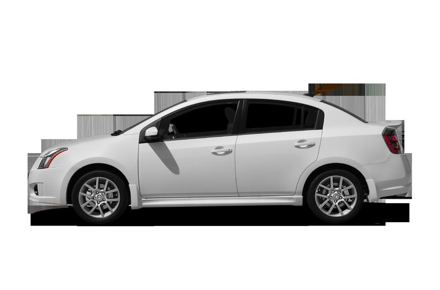 2012 Nissan Sentra exterior side view