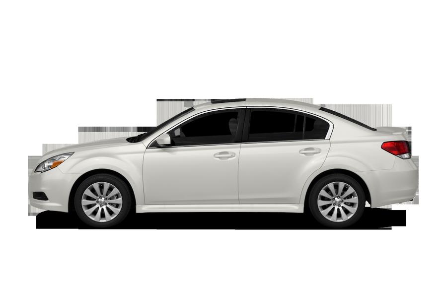 2012 Subaru Legacy exterior side view