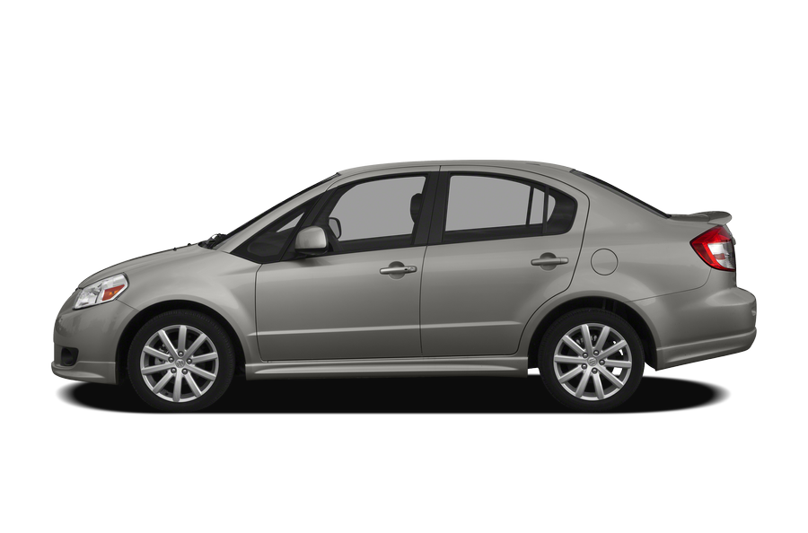 2012 Suzuki Sx4 Overview Cars Com