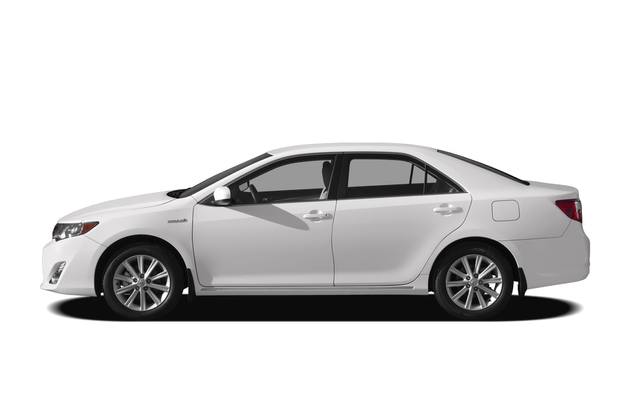 2012 Toyota Camry Hybrid exterior side view