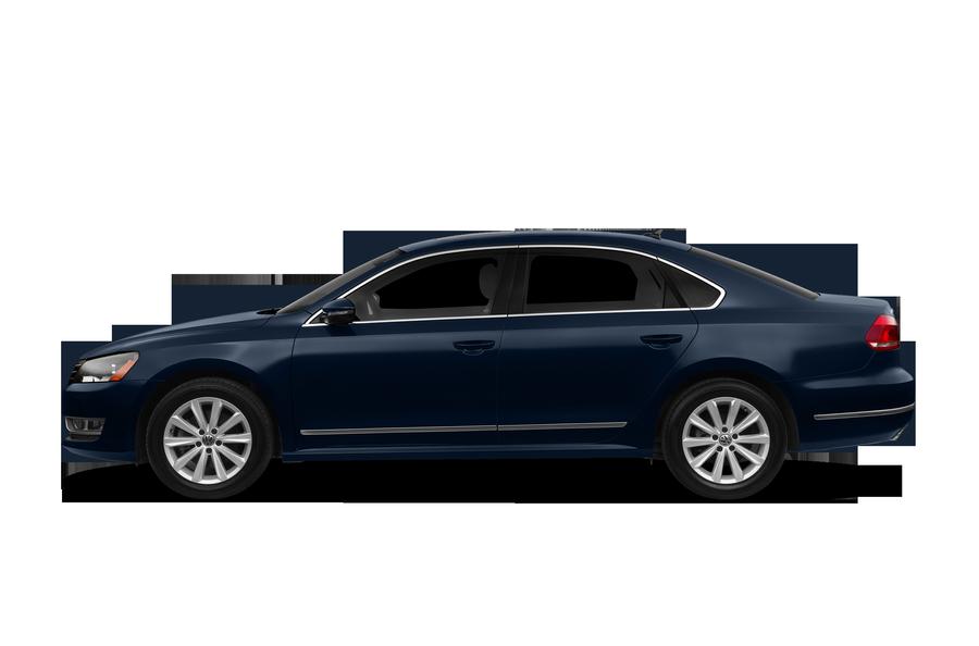 2012 Volkswagen Passat exterior side view