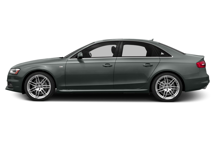 2016 Audi A4 exterior side view