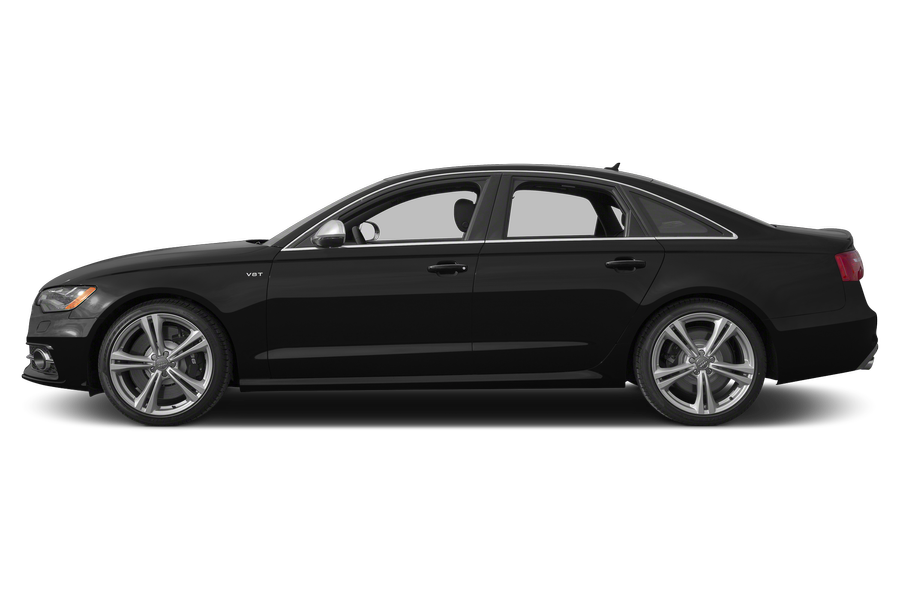 2013 Audi S6 exterior side view