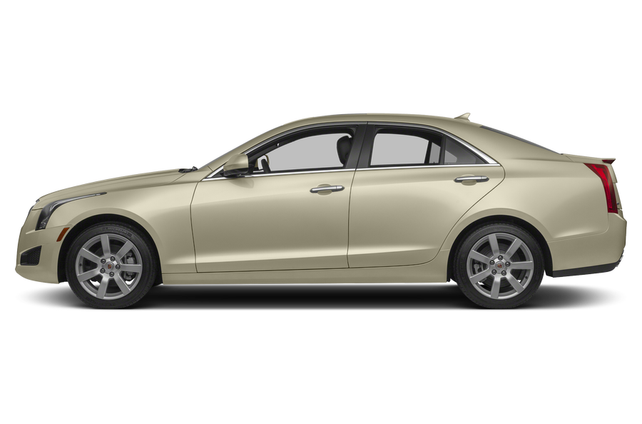 2013 Cadillac Ats Overview