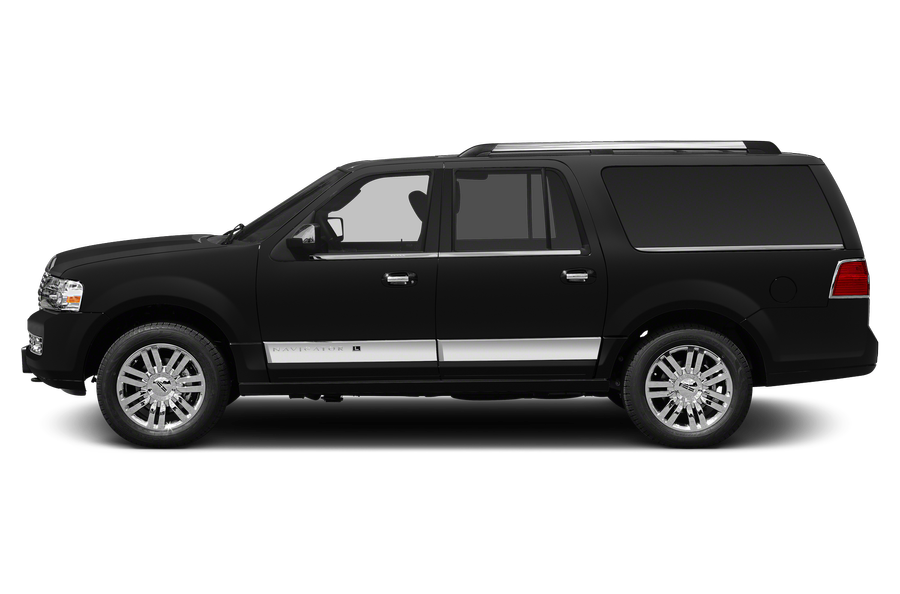2013 Lincoln Navigator exterior side view