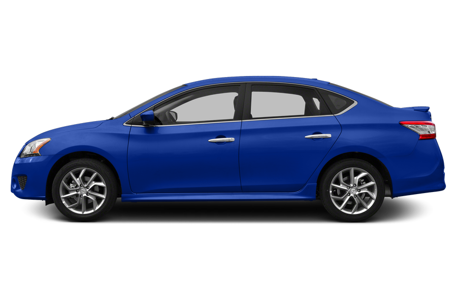 2014 Nissan Sentra exterior side view