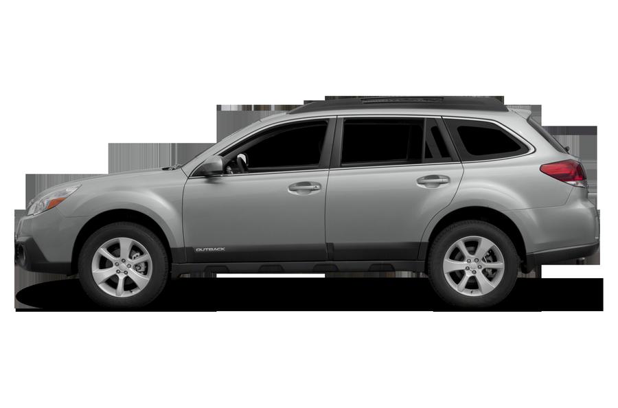 2013 Subaru Outback exterior side view