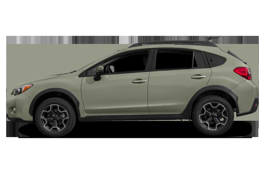 2015 Subaru XV Crosstrek exterior side view