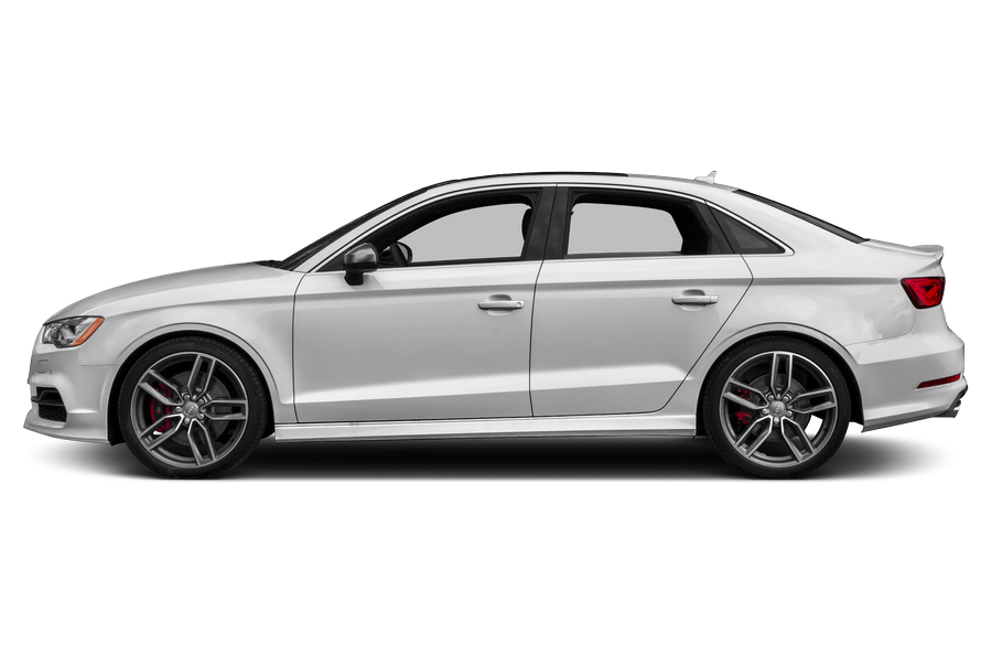 2016 Audi S3 exterior side view